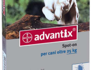 Bayer Advantix Spot-On per Cani oltre 25 kg - 4 Pipette
